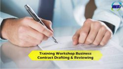 Pelatihan Drafting dan Peninjauan Kontrak Bisnis